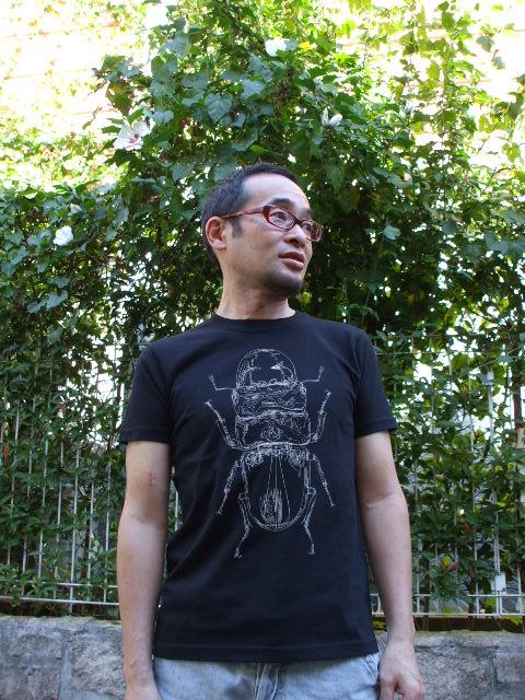 【キタサン堂】ヒラタTシャツ