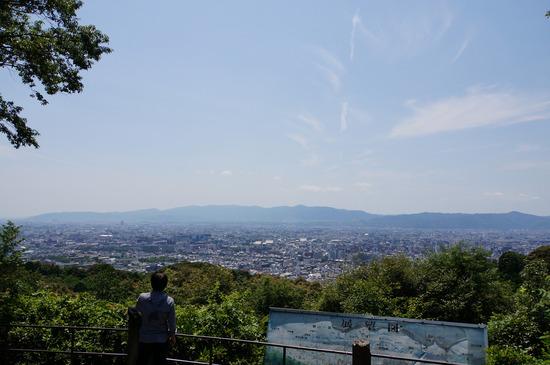 東山山頂展望台