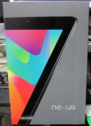 Nexus 7 箱