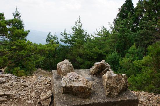 愛宕山山頂