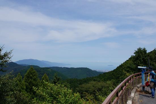 琵琶湖沖島