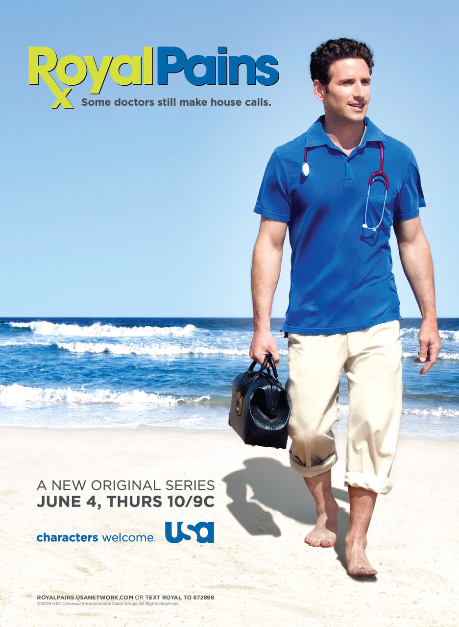 Royalpains S1