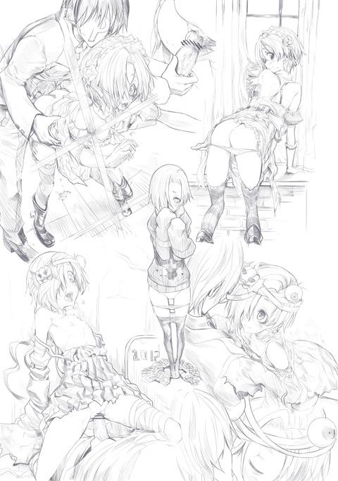 【中出し】 アイドルマスターシンデレラガールズのエロ画像w7154