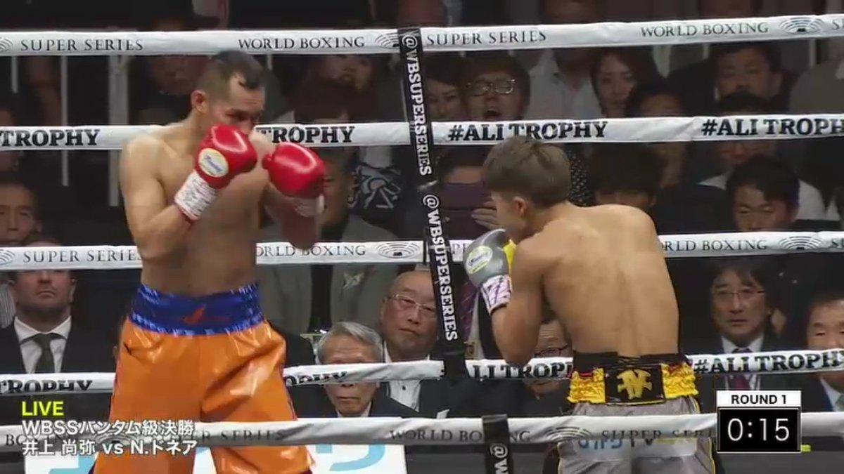 節穴 ボクシング