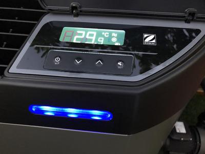 マジラインZ400ヒートポンプ 冷却