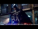 バットマン as クリスチャン・ベール in ダークナイト