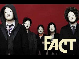 「A fact Of Life」 fact(ファ... Of Life」 fact ─ 能面デジ