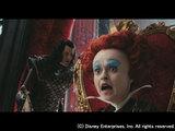 ヘレナ・ボナム=カーター as 赤の女王