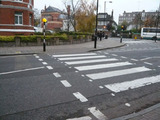 Abbey Road zebra crossing 3