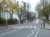 Abbey Road zebra crossing 1