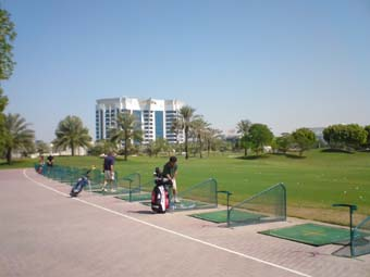 Dubai creek GC 2