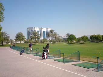 Dubai creek GC 2