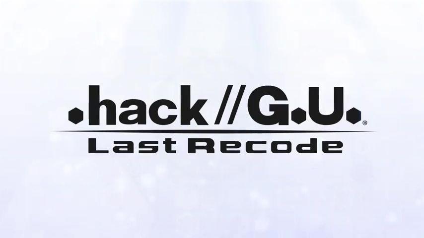 PS4/PC『.hack//G.U. ラストリコード』11分にわたるTGSゲームプレイ映像公開!