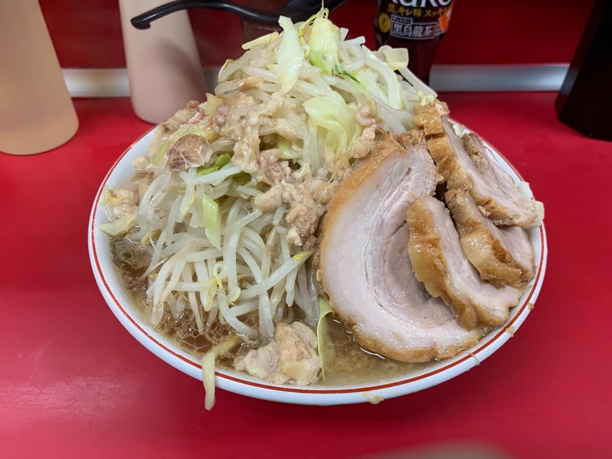 福田 明日香 ラーメン
