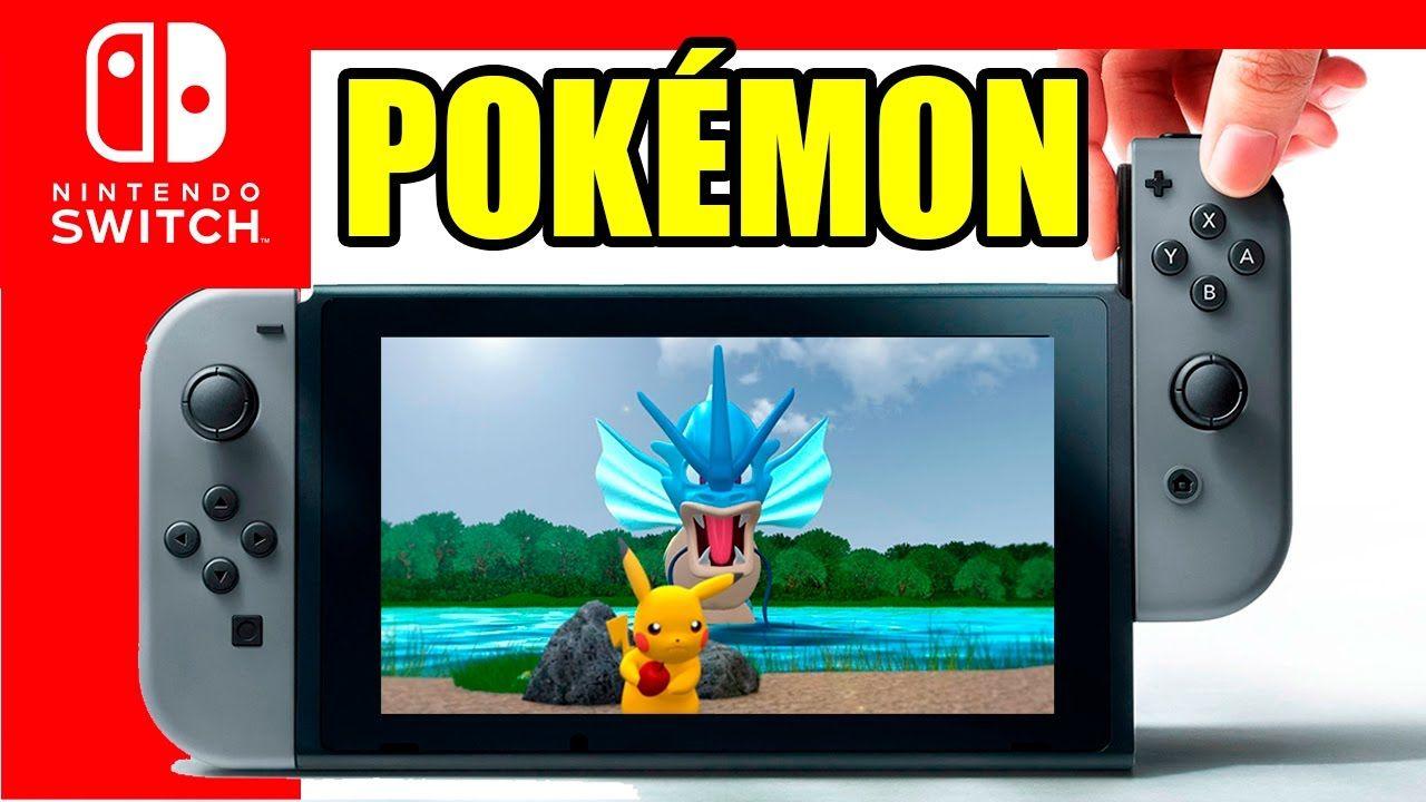 ニンテンドースイッチ版『ポケットモンスター』は従来の携帯ポケモン