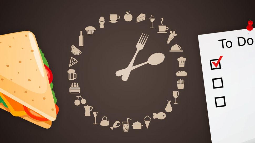 男性会社員の平均昼休みは約30分、4人に1人は仕事をしながら昼食。なんと、デスクでの昼食は肥満や心臓病のリスク増大だとか・・・