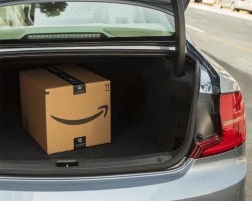 「自家用車を宅配ボックスに」米Amazonのサービスが「ナイスアイデア」と高評価。まぁ家に入られるよりマシか