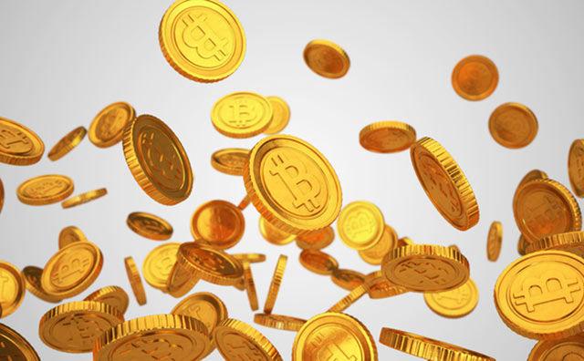 ビットコインで2800