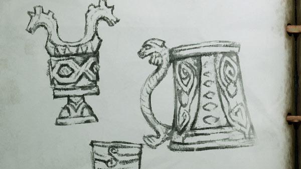 PS4GOW攻略 工芸品「乾杯」装飾杯の入手場所一覧 山編 ゴッド・オブ・ウォー