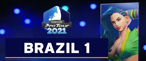 【スト5】「CAPCOM Pro Tour 2021 ブラジル(南米-東)大会1」結果まとめ