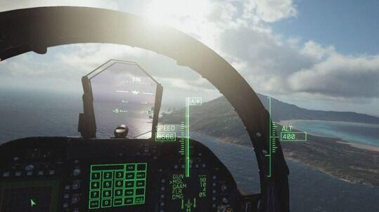 VRゲームはエスコン7やEverspaceみたいなコクピット視点の乗り物ゲームをもっと充実させるべき