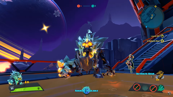 【バトルボーン】怪獣のような『Kelvin(ケルビン)』のゲームプレイを公開
