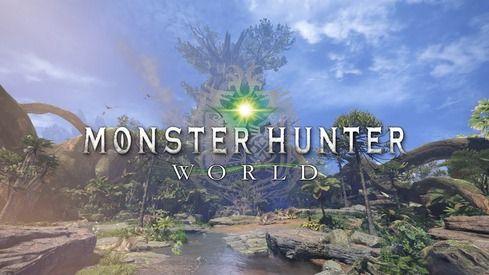 4亀「モンスターハンターワールド」初週販売本数124万本!【MHW】