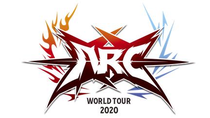 新型コロナウイルスの影響により「ARC WORLD TOUR 2020」が全面的に開催中止。「ARCREVO Japan 2020」「ARC WORLD TOUR 2020 FINALS」はツアーとは独立した形で開催予定