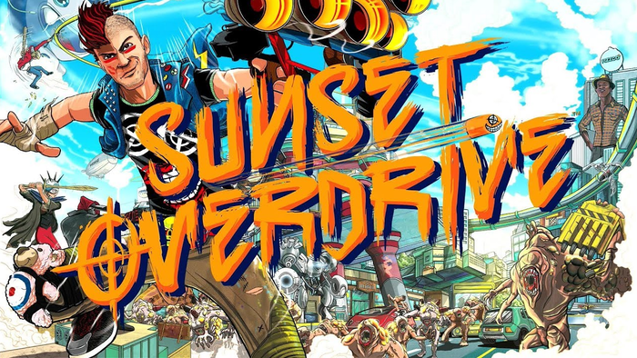 SIE『サンセットオーバードライブ』商標をアメリカで取得していたことが判明!インソムニアックゲームズ開発の名作アクションADV