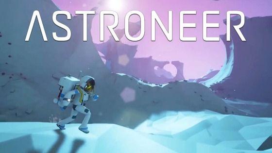 ノーマンズスカイとマインクラフトを併せたようなサンドボックスアドベンチャー「Astroneer」11月にPS4でリリース