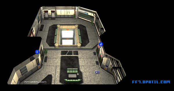 FF7リメイクの神羅ビル内部を初公開、リメイクで大幅進化へ