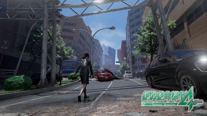 世界一の都市災害体験シミュ『絶体絶命都市4Plus』ゲーム概要が公開!災害時の人間ドラマや生理現象などを限界まで表現