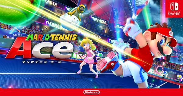 【朗報】『マリオテニスエース』、アプデ1.2.0 明日配信!更なる神ゲーへ
