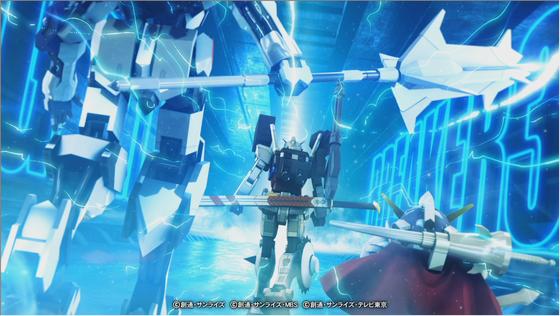 【ガンダムブレイカー3】アプデきたぞ!!バージョン1.3