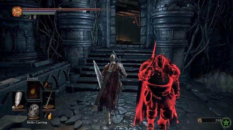 【ダークソウル3】敵mobになって闇霊をからかってみたwwww