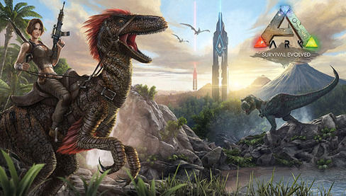 PS4『ARK: Survival Evolved』スパチュンが非公式PvEサーバーを設置したぞ!公式サーバー増設も順次対応