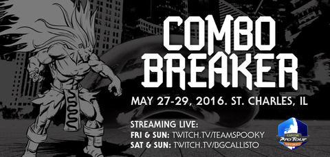 CPT北米ランキング大会『Combo Breaker 2016』結果まとめ