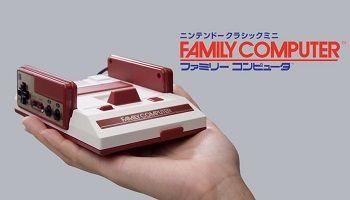 """任天堂が""""小型ファミコン""""を国内発売、初代「マリオ」や「ドンキーコング」などレトロゲーム30本入り"""