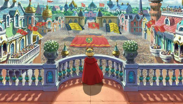 PS4『二ノ国2』王国をつくるキングダム要素とリーダーフニャの情報が公開!