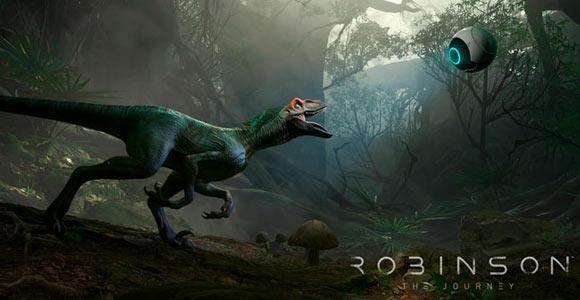 【PSVR】日本語対応!恐竜惑星VRアクションアドベンチャー「Robinson: The Journey」配信スタート