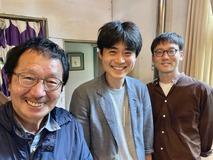 森田真生斎藤幸平と01