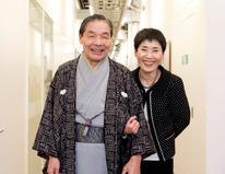 仁鶴さんとたか子姫