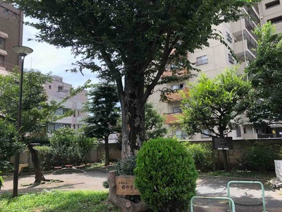 『中野坂上の公園』