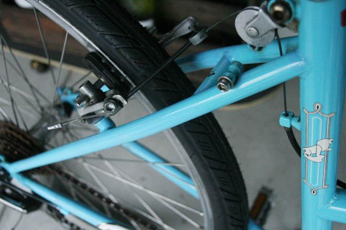 80Pの記憶 : 森の小さな自転車店 ...