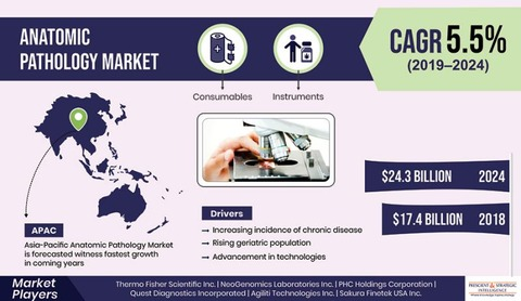 Anatomic Pathology Market Displaying Steady Growth across the World : psmrのblog
