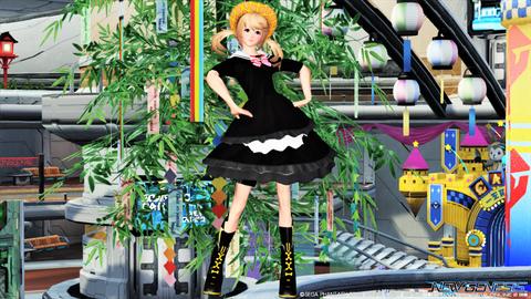 ドンキ+スカート