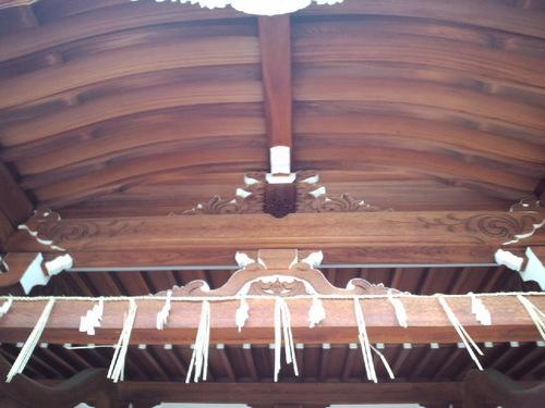 木材の切り口を塗るのが大阪・京都の寺社仏閣の特徴?