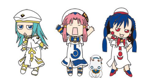 アリス + 灯里 + アリア + 藍華