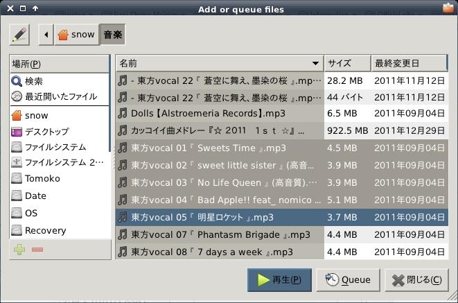 Add or queue files_005