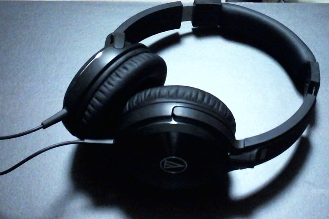 headphoneATH-WS77